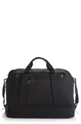 Vessel Signature Large Boston Duffel Bag Black