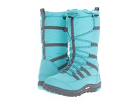 Baffin Escalate Teal Women's Shoes Blue