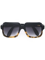 Cazal '607 3' Sunglasses Black