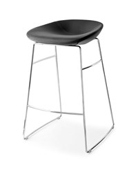 Calligaris Palm Upholstered Stool Multicolor