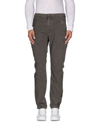 40Weft Trousers Casual Trousers Men Khaki