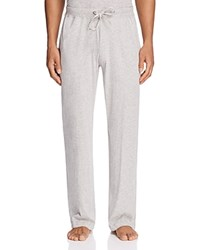 Daniel Buchler Peruvian Pima Cotton Lounge Pants Gray Heather