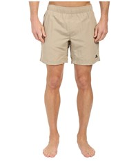 The North Face Pull On Guide Trunks Dune Beige Prior Season Shorts