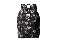 Obey Outsider Backpack Black Multi Backpack Bags