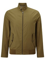 John Lewis New Harrington Jacket Stone
