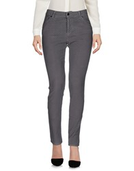 Brebis Noir Casual Pants Light Grey