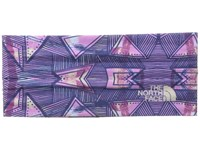 The North Face Dipsea Half Headband Sweet Violet Funkdified All Over Print Headband Blue