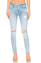 7 For All Mankind The Destroy Ankle Skinny Bright Bristol 2