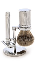 Baxter Of California Double Edged Razor Set No Color