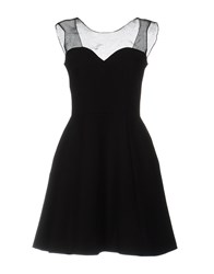 Grace Mmxiii Short Dresses Black
