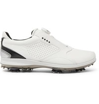 Ecco Biom G2 Gore Tex And Leather Golf Shoes White
