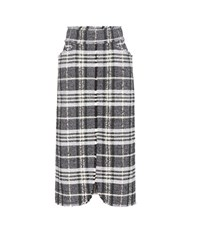 Thom Browne Tweed Skirt Multicoloured
