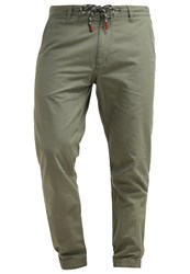 Element Cadet Trousers Dust Green Oliv