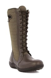Bogs Women's 'Cami' Knee High Waterproof Boot Chocolate Multi