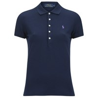 Polo Ralph Lauren Women's Julie Polo Shirt Cruise Navy