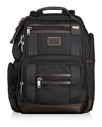 Tumi Kingsville Deluxe Brief Pack Hickory