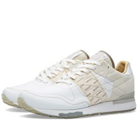 Reebok X Garbstore Classic Leather 6000 White Steel And Flat Grey