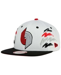 New Era Portland Trail Blazers Old Cool 9Fifty Snapback Cap