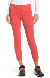 Columbia Women's Sportswear 'Armadale' Ankle Pants Red Camellia