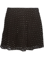 Michael Michael Kors Embellished Mini Skirt