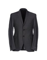 Cnc Costume National Homme Blazers Grey