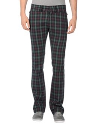 Andrew Mackenzie Casual Pants Green
