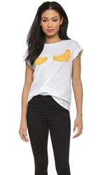 Mlm Label Frenchy Croissant Tee