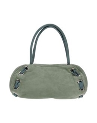 Vicini Handbags Light Green