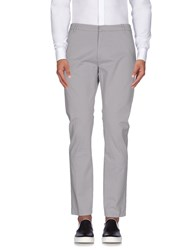 Individual Casual Pants Grey