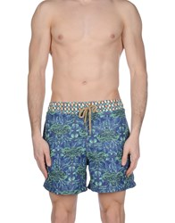 Maaji Swim Trunks Slate Blue