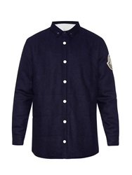 Moncler A Didier Down Filled Wool Jacket