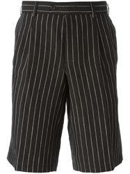 Casely Hayford Pinstripe Tailored Shorts