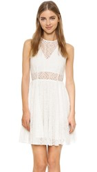 Rebecca Minkoff Trixie Dress Chalk