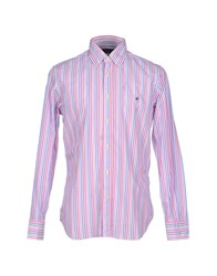Brooksfield Shirts Shirts Men Pink