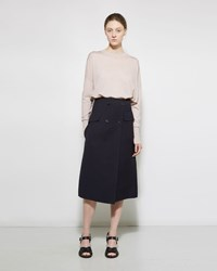 Jil Sander Ancora Double Breasted Skirt