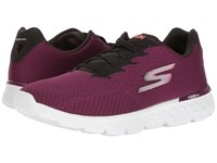 Skechers Go Run 400 Raspberry Women's Running Shoes Pink