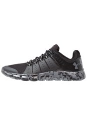Under Armour Micro G Limitless Tr 2 Se Sports Shoes Black Graphite