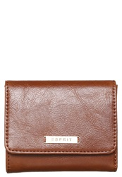 Esprit Wallet Rust Brown