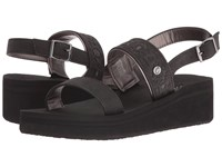 Cobian Sedona Black Women's Sandals