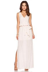Rory Beca Maid By Yifat Oren Lucy Gown Blush