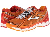 Brooks Adrenaline Gts 15 Satsuma Ribbon Red Black Men's Running Shoes Orange