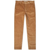 Norse Projects Albin Corduroy Trouser Brown