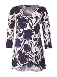 Grace Made In Britain Tunic Top Pink