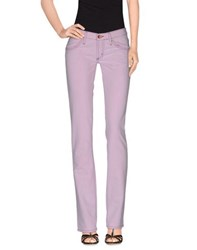 Met In Jeans Denim Denim Trousers Women Pink