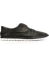 Marsell Marsell Laceless Slip On Loafers Black