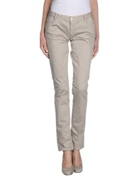 Siviglia Trousers Casual Trousers Women Grey