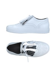 Robert Clergerie Sneakers White