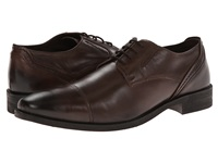 Giorgio Brutini 24901 Brown Men's Lace Up Cap Toe Shoes