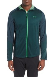 Under Armour Men's Raid Hoodie Nova Teal