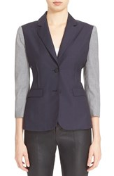Women's Atm Anthony Thomas Melillo Square Front Sport Blazer